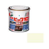 アサヒペン 水性ビッグ10多用途 0.7L (アイボリー) 901841 (直送品)
