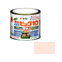 アサヒペン 水性ビッグ10多用途 1/5L (ピンク) 901857(直送品)