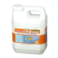 アサヒペン サイディング・タイル外壁洗浄剤 本体 2L
