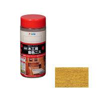 アサヒペン 木工用着色ニス 300mL (ツヤ消しクリヤ) 9010414 (直送品)
