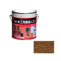アサヒペン 木工用着色ニス 0.7L (ウォルナット) 9010420 (直送品)
