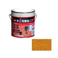 アサヒペン 木工用着色ニス 0.7L (ライトオーク) 9010421 (直送品)