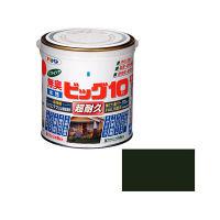 アサヒペン 水性ビッグ10多用途 0.7L (フォレストグリーン) 9011185(直送品)