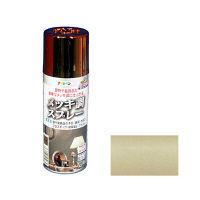 アサヒペン メッキ調スプレー 300mL (真ちゅう色) 901547(直送品)