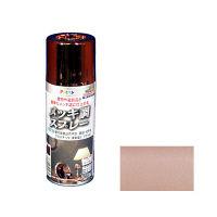 アサヒペン メッキ調スプレー 300mL (銅色) 901548 (直送品)