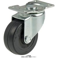 ナンシン(nansin) 一般キャスター自在タイプ 40mmゴム車輪付 TE-40RM 1セット(4個)(直送品)
