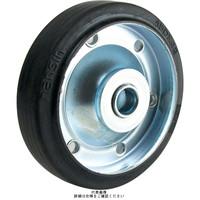 ナンシン(nansin) ゴム車輪VSシリーズ150mm VS-150 1セット(4個)(直送品)