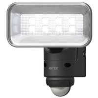 ムサシ RITEX(ムサシ) ワイドLED センサーライト 5W LED-AC105 1台(直送品)