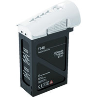 DJI JAPAN INSPIRE1 TB48バッテリー(5700mAh) D-121753 1個 835-6179 (直送品)