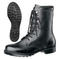 ミドリ安全 JIS規格 安全靴 長編上靴 V213N 23.5cm ブラック 1030005006 1足(直送品)