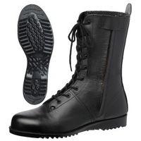 ミドリ安全 高所作業用 作業靴 長編上靴 VS5311NXF オールハトメ 28.0cm ブラック 1030048515 1足(直送品)