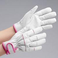 ミドリ安全 革手袋 女性用 MT-550 Sサイズ 4041430610 1双(直送品)