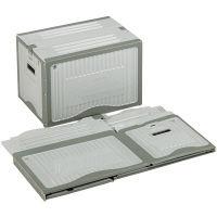 リスボックス40B2 LGY/GY AABB402 1セット(10個) 岐阜プラスチック工業 (直送品)
