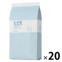 小谷穀粉 みんなで楽しむむぎ茶ティーバッグ1L用 1ケース(1040バッグ:52バッグ入×20袋)