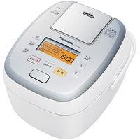 パナソニック 可変圧力IHジャー炊飯器 1.0L (ホワイト) SR-PA107-W 1台  (直送品)