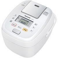 パナソニック 可変圧力IHジャー炊飯器 1.0L (ホワイト) SR-PB107-W 1台  (直送品)