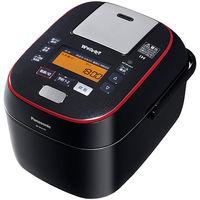 パナソニック スチーム&可変圧力IHジャー炊飯器 1.0L (ブラック) SR-SPA107-K 1台  (直送品)