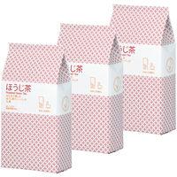 ハラダ製茶 みんなで楽しむほうじ茶ティーバッグ1L用 1セット(156バッグ:52バッグ入×3袋)
