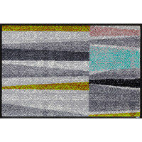 洗えるデザインマット Farsund 50 x 75cm C024A クリーンテックス・ジャパン (直送品)