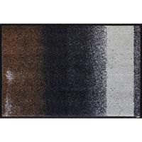 洗えるデザインマット Medley grey 50 x 75cm J013A クリーンテックス・ジャパン (直送品)