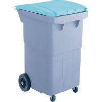 リサイクルカート#200 搬送型 ブルー RCN210B 200L 1台 積水マテリアルソリューションズ (直送品)