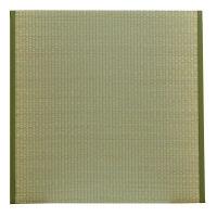 イケヒコ い草 置き畳 ユニット畳 無地 『楽座』 約88×88×2.2cm 3枚セット