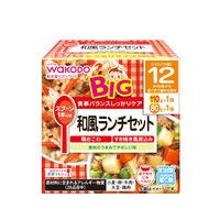 WAKODO BIGサイズの栄養マルシェ和風ランチセット 1セット(2個)