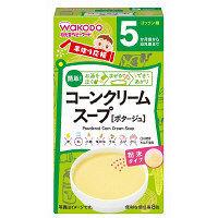 WAKODO コーンクリームスープ 3.6g×8包 FC4 1セット(2箱)
