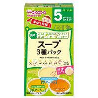 WAKODO スープ3種パック 8包 FC5 1セット(2箱)
