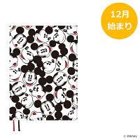 ダイゴー 2018年 手帳 フェイスミックス B6 1週間+横罫 ミッキー E6098 (直送品)