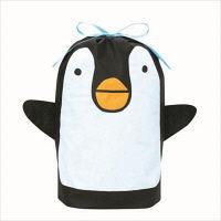 包む 巾着バッグ ペンギン T-2777 2個 (直送品)