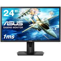 24型ワイド ゲーミングモニター 応答速度1ms フルHD VG245H ASUS (直送品)