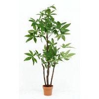 人工観葉植物 パキラ スタンダード 52666 1台 不二貿易 (直送品)