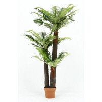 人工観葉植物 シダ 43 52678 1台 不二貿易 (直送品)