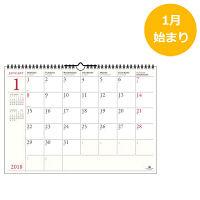 エトランジェ・ディ・コスタリカ 2018年 カレンダー B4カレンダー CLNーB4ー01 (直送品)