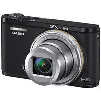 カシオ計算機 デジタルカメラ HIGH SPEED EXILIM EXーZR4100 ブラック EX-ZR4100BK 1台  (直送品)