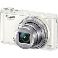カシオ計算機 デジタルカメラ HIGH SPEED EXILIM EXーZR4100 ホワイト EX-ZR4100WE 1台  (直送品)