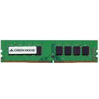 グリーンハウス デスクトップ用 PC4ー19200 DDR4 8GB 永久保証 GH-DRF2400-8GB 1枚  (直送品)