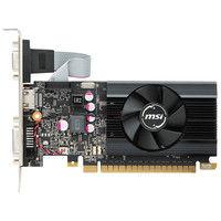 MSI ロープロ対応 NVIDIA GeForce GT710 GDDR5 1GB搭載 グラフィックスボード GT710 1GD5 LP 1本  (直送品)