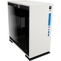 IN WIN ミニタワーケース 電源熱を隔離されたデザイン ホワイト IW-CF07W 301-White 1個  (直送品)
