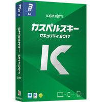 カスペルスキー カスペルスキー セキュリティ 2017 3年1台版 KL1936JBATS107 1本  (直送品)