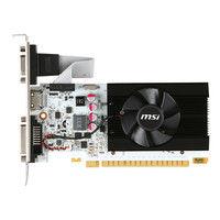 MSI ロープロ対応MSI  NVIDIA GeForce   GT730 2GB搭載 グラフィックスボード N730K-2GD5LP/OCV1  (直送品)