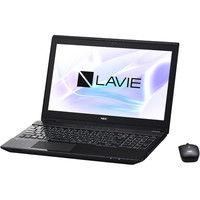 NECパーソナルコンピュータ LAVIE Note Standard ー NS850/HAB クリスタルブラック PC-NS850HAB 1台  (直送品)