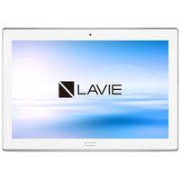NECパーソナルコンピュータ LAVIE Tab E Android ー TE510/HAW ホワイト PC-TE510HAW 1台  (直送品)