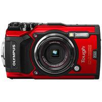 オリンパス デジタルカメラ Tough TGー5 (レッド) TG-5 RED 1台  (直送品)