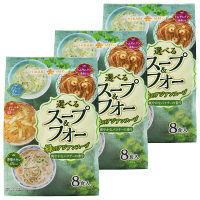 ひかり味噌 選べるスープ&フォー 緑のアジアンスープ 3袋