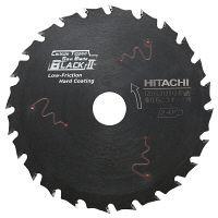 日立工機 チップソー(ブラック2)強化石こうボード用(外径125mm) 00339243 (直送品)