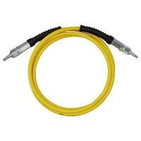 日立工機 連結用エアホースコンプレッサ連結用エアホース(オス×オスカプラ付) 00887052 (直送品)
