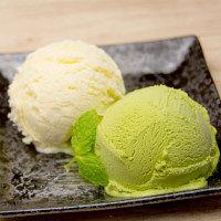 東商マート/アイガー 業務用アイス2種(バニラ・抹茶)【取寄せ冷凍食材】(直送品)