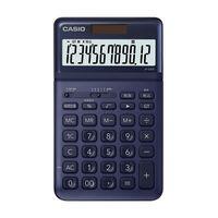 カシオ計算機 スタイリッシュ電卓ジャストサイズ(ネイビー) JF-S200-NY-N